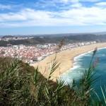 Entre Porto et Lisbonne